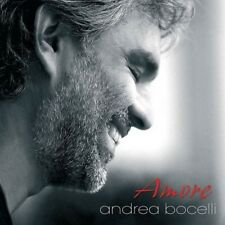 ANDREA BOCELLI - AMORE (REMASTERED)  CD NEW!