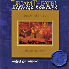 Dream Theater - Official Bootleg: Made In Japan 2007 RARE [NEW and SEALED]