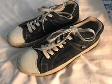 Simple Original 92 Shoes Black Mens Size 10 NO INSOLES SC8