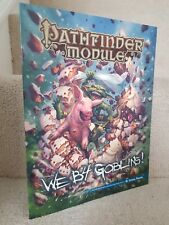 Pathfinder WE B4 GOBLINS! Free RPG Day Module Level 1 Adventure NEW