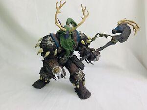 Broll Bearmantle World Of Warcraft Figure