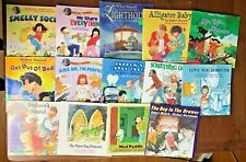 Lot 14 ROBERT MUNSCH Picture books Up, Up down Alligator Baby Love You Forever