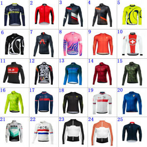 2021 mens cycling jersey long sleeve cycling jerseys cycling top bicycle jersey