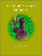 Tratado de Ozain I, II,III + firmas + Manual y Diccionario Botanico PDF