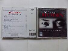 CD ALBUM THIERRY ROBIN Le regard nu  SILEX Y 225059