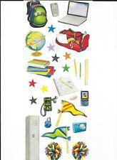 CREATIVE MEMORIES CLASSIC SCHOOL JUMBO GREAT LENGTHS STICKER SHEET