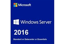 [SALE] Server 2016 Standard / Datacenter / Essentials - Full Version