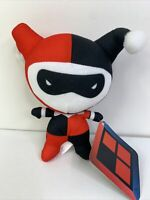 """2019 DC Comics Harley Quinn 8"""" Plush Toy Factory Stuffed Plush New With Tags"""