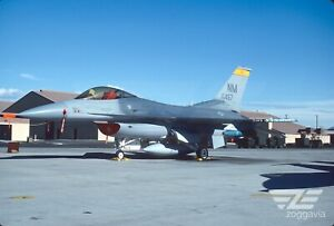 Original slide 88-0457 Lockheed F-16 U.S. Air Force, USAF, 1993