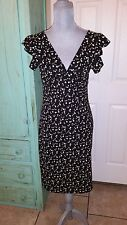 MY MICHELLE, Cap Sleeve, V-Neck, Sheath Type Dress, Size Medium