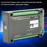 NVUM 5  CNC Controller MACH3 Software Motion Board Card for Stepper Motor