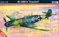 MESSERSCHMITT BF 109 G-2 (Hannes trautloft Ace Luftwaffe MKGS) 1/72 MISTERCRAFT