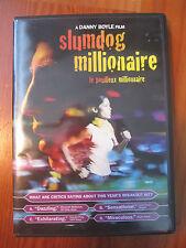 Slumdog Millionaire (DVD, 2009,  Widescreen) DANNY BOYLE