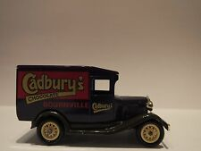 Lledo LP13 057 1929 FORD MODEL A VAN-Cadbury 's Chocolate Bournville-RARE