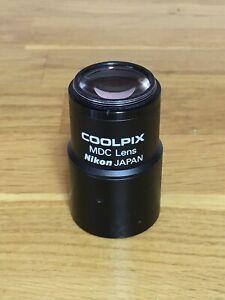Lente Nikon Coolpix MDC Lens for microscope