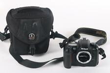 Nikon D100 Digital Camera With Strap and Tamrac Case