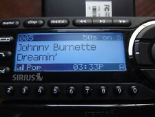 New ListingSirius St5 Starmate 5 Xm radio receiver Only Active Lifetime Subscription