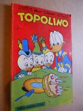 Topolino Libretto n°151 anno 1956 con BOLLINO [G350] - BUONO -