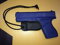 Kydex Trigger Guard for Glock 43 Black