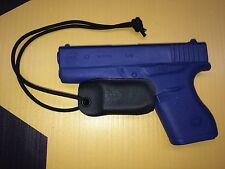 Kydex Trigger Guard for Glock 43 Black