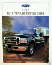 2005 Ford RV & Trailer Towing Guide