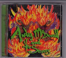 Andy McDonell & The Sinners - Andy McDonell & The Sinners - CD (Bark GRRR118)