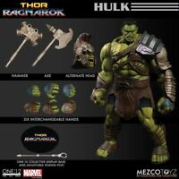 "Mezco One12 Collective Ragnarok Hulk 7"" Action Figure Unopened"