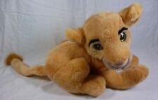"Young Nala Plush Toy from Walt Disney World - Lion King with tags, 14"" long"