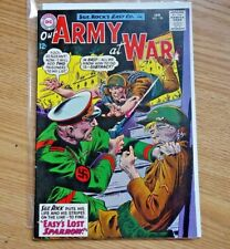 Our Army at War #138 Sgt Rock 1964 DC 1st Appearance of Sparrow
