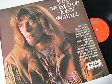 John Mayall-The World Of John Mayall-Decca-PA47-Vinyl-Lp-Record-Album-1970s