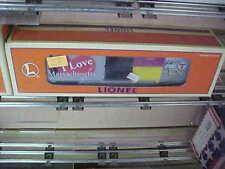 LIONEL,,,,,# 19951,,,,,I LOVE MASSACHUSETTS. BOXCAR