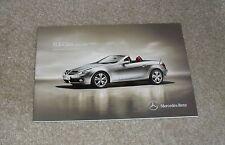 Mercedes SLK Clase lista de precios 300 de octubre de 2010-SLK 200K 350 SLK - 2010-2011