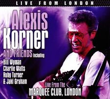 Alex KORNER and Friends / Live from the Marquee Club London / (1 CD) / NEUF