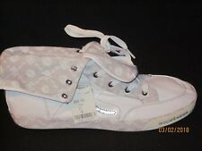 ROCAWEAR Women's Hi Top Tennis Sneaker Shoes white Size 11 j149