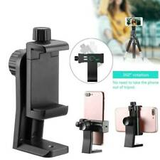 Tripod Adapter Cell-Phone Holder Mount Adapter for Universal Smartphone iPhone