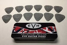 Evh Eddie Van Halen Guitar Nylon Picks Tin 12pcs new