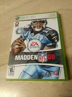 Madden NFL 08 Xbox 360