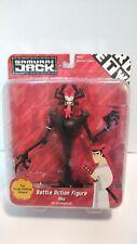 """Samurai Jack AKU 7"""" Battle Action Figure (Articulated) NEW! NIB Cartoon Network"""