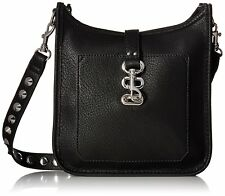 Steve Madden BWylie Women Crossbody Stud Strap Small Bag Black