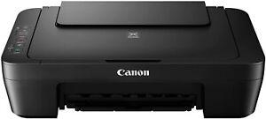 Canon PIXMA MG2550S Stampante Multifunzione Inkjet Stampa Scannerizza Copia