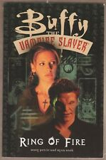 Dark Horse Comics BUFFY THE VAMPIRE SLAYER: RING OF FIRE Paperback 1st Edition