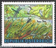 1999 Oostenrijk 2288 Europa CEPT Nationale parken