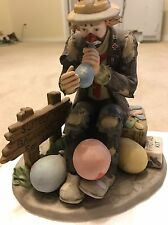 The Emmett Kelly Jr Signature Collection Ballon For Sale Il 1989 Vintage