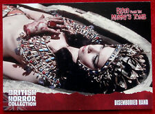 BRITISH HORROR COLLECTION - Blood From The Mummy's Tomb - HAND - Card #05