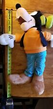 """Disney Store 20"""" Goofy Doll Stuffed Animal Plush Toy Mickey Mouse Clubhouse Dog"""