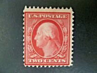 USA Washington-Franklin 1912-14 Issue #406 Unused OG - See Description & Images