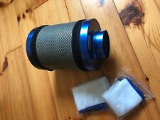 "Viper Carbon Filter 6"" High Quality RC-48 Carbon Hydroponics - 2 Year Lifespan"