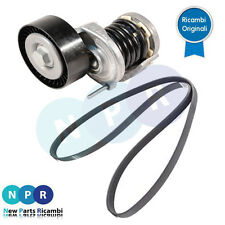 CINGHIA ALTERNATORE E TENDITORE ORIGINALE VOLKSWAGEN GOLF PASSAT TOURAN AUDI A3