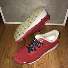 2017 Kith x Asics x Moncler Gel Lyte III 3 Red Rare Size 8.5 New Authentic