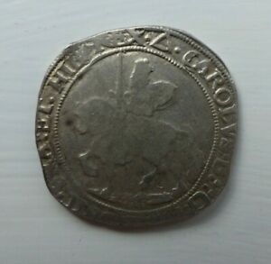 Charles I Half Crown Tower Mint, Parliment ISSUE S.2775